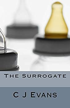 The Surrogate by [Evans, C]