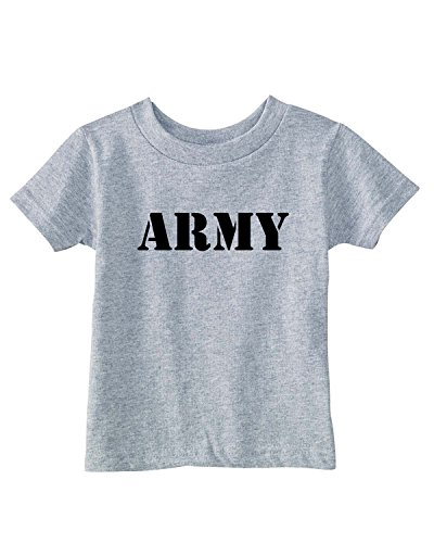 South Horizon ARMY Infant/Toddler Tee~Heather -