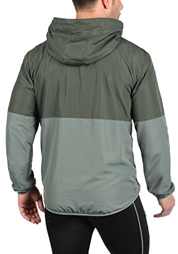 Da Blend Athletics Grey75112 MinatoGiacche Uomo Raven ARj345Lcq