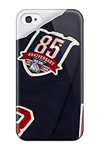 New Style 6342453K819809506 new york rangers hockey nhl (39) NHL Sports & Colleges fashionable For Apple Iphone 5/5S Case Cover