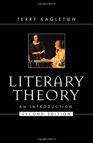 Literary Theory: An Introduction Second Edition
