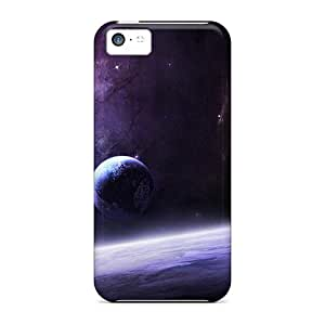 5c Scratch-proof Protection Cases Covers For Iphone/ Hot Space Power Phone Cases
