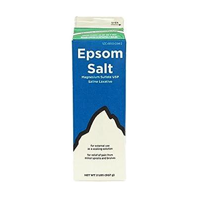 Epsom Salt 2 Lb by White Mountain