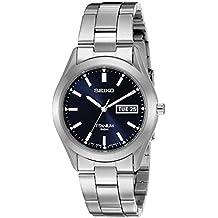 Seiko Men's SGG709 Titanium Case and Bracelet Watch