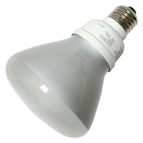 (Case of 12) TCP 2R301451K CFL R30 - 65 Watt Equivalent (14W) Daylight (5100K) Flood Light Bulb - 14 Watt R30 Floodlight