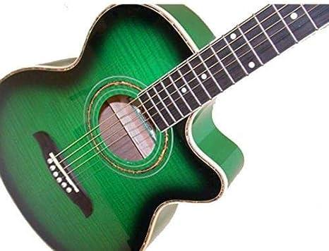 Oscar Schmidt by Washburn og10ce tamaño completo guitarra acústica ...