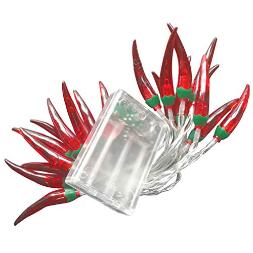 Red Chili Pepper Led Lights in US - 6