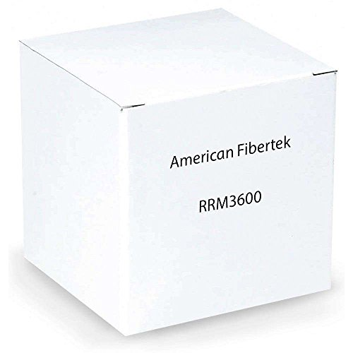 (AMERICAN FIBERTEK RRM3600 VIDEO/