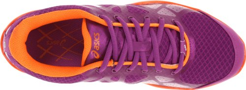 Chaussure Dentraînement Cross-training Dames Asics Gel-harmony Prune / Blanc / Orange