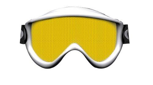 1-GS-MOTO-TRICKS Yellow SkullSkins Moto Tricks Motorcycle Goggle Skin