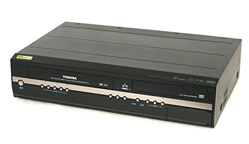 TOSHIBA 東芝 D-VR7 DVDビデオレコーダー(VTR一体型DVDレコーダー VHS/DVDレコーダー) HDD非搭載 地デジ非搭載 B00P7C994E