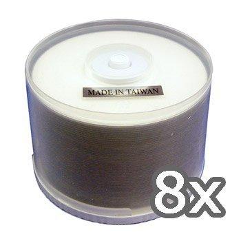 Princo 100 8X DVD-R 4.7GB White Top