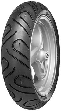 - Continental Zippy 1-Performance Scooter Tire 120/70-10