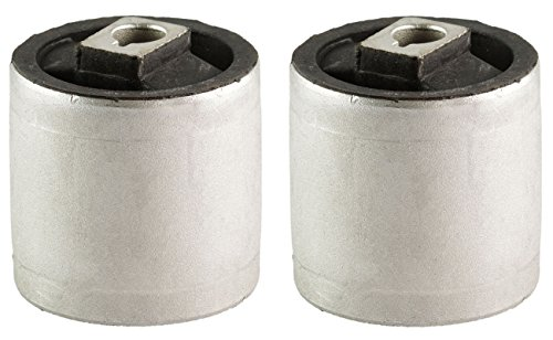 Bapmic 31120006482 Front Control Arm Bushing for BMW E39 E38 (Pack of 2)