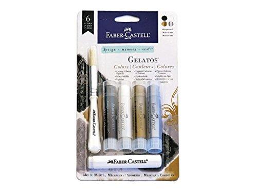 Faber Castell Gelatos Mix & Match Set Masquerade (Mix Faber Match Castell &)