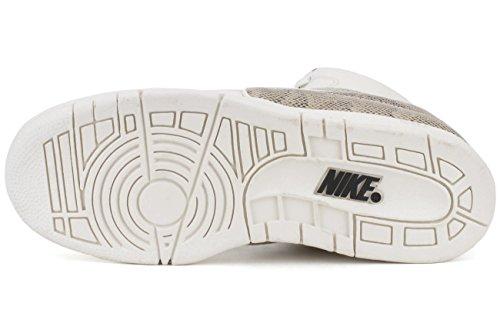 Nike Air Python Mens Scarpe Da Basket Vela / Oro Nero Metallizzato