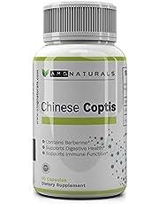 Chinese Coptis (coptis chinensis) aka Golden Thread - No Binder, No fillers - Potent Whole Herb Huang Lian