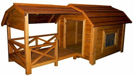 Stable Dog House - 2