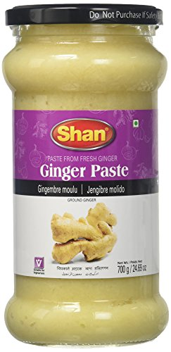 Shan, Ginger Paste (Ground Ginger), 700 Grams(gm)