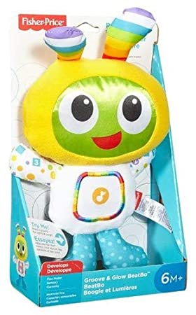0718be1cfd9e4b Fisher-Price BeatBo Peluche, DHW30, Multicolore  Amazon.fr  Jeux et ...