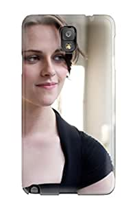 High Grade Mary David Proctor Flexible Tpu Case For Galaxy Note 3 - Kristen Stewart