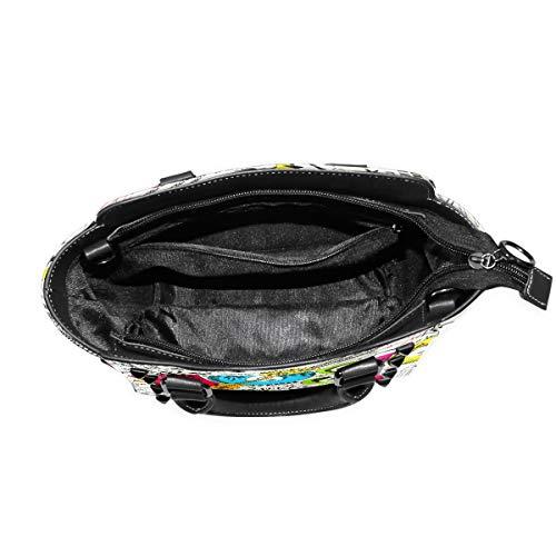 multicolore DragonSwordlinsu à femme à pour l'épaule porter Sac Medium q7zvFx