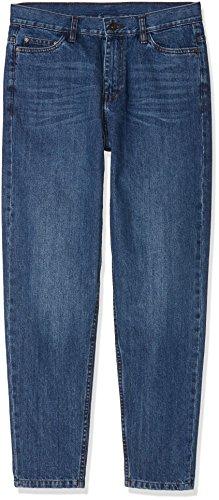 Jean Urban Denim noir Pants Baggy Classics Bleu wBBrqI4