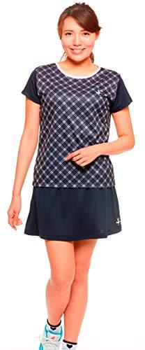 (シンプソン) Simpson テニス ウェア レディース 吸汗速乾 UVカット ゲームシャツ STW-82107