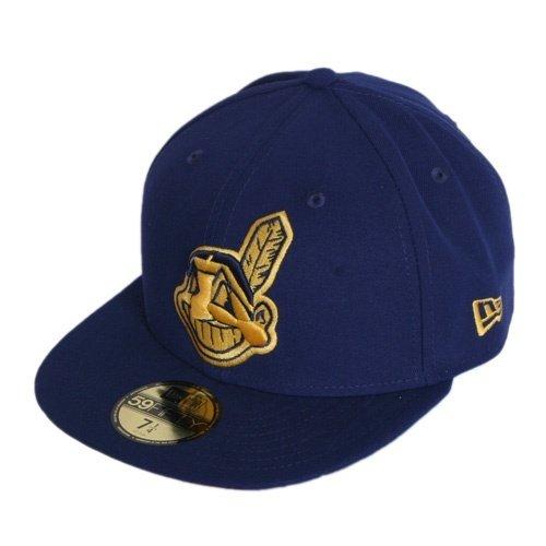 A NEW ERA Era Cleveland Indians Equipo 59 Fifty MLB - Gorra (no Ajustable) 2e40ec54221