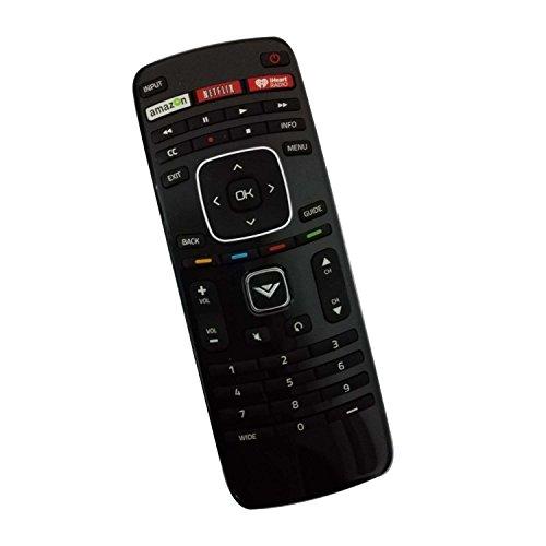 New USARMT Replaced Vizio XRT112 Factory Original Smart TV Remote Control (Amazon / NetFlix / iHeartRadio) - New 2017 Model