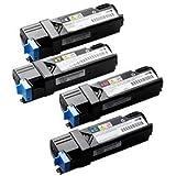 「4色セット」 FUJI XEROX DocuPrint C1100/C2110 リサイクル品(大容量)