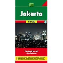 JAKARTA FB City Map 1:20,000