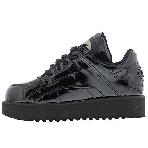 Black 1330 Womens Patent 4 Shoes Leather Buffalo Patent xavwq1ZwY