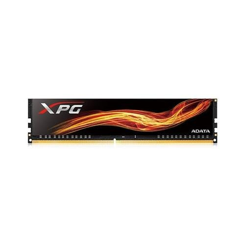 Memoria Ram 8gb Adata Xpg Flame Ddr4 3000mhz Cl16 Pc4-24000 U-dimm Single Pack Pc (ax4u300038g16-sbf)