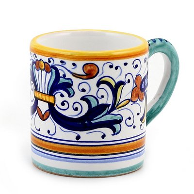 RICCO DERUTA: Espresso Coffee Mug [5 oz.]