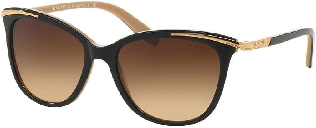 Gafas de Sol Ralph RA5203 109013 BLACK NUDE // BROWN GRADIENT