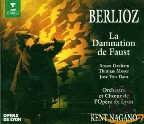 Berlioz: La Damnation de Faust (Gesamtaufnahme) - Van Dam, Nagano ...