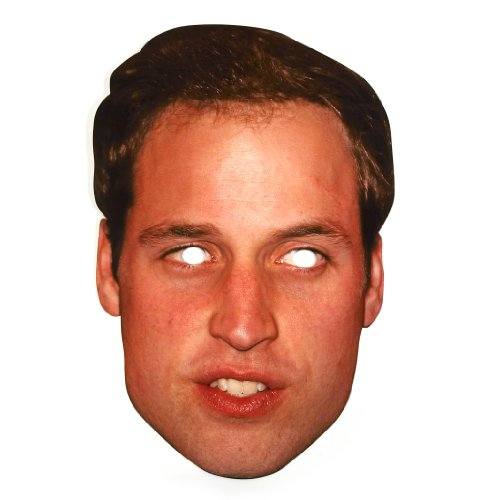 Forum Novelties Prince William Celebrity Mask -