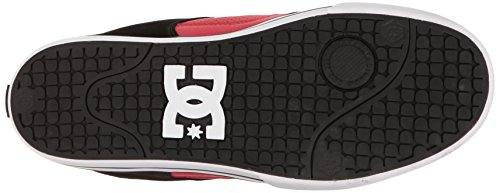 DCPure Mens Shoe - Pantofole Unisex Adulto Red/black