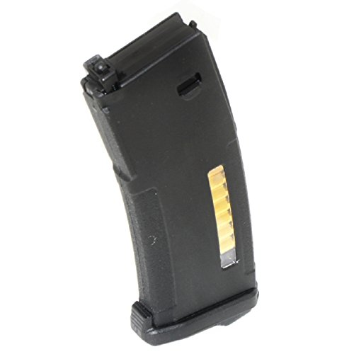 Airsoft Shooting Gear PTS EPM 120rd Enhanced Polymer Magazine For Systema M-Series PTW