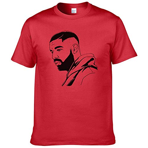 Drake Rapper Shirt Cotton Multicolored Merch Merchandise Tshirt Clothing Collection Cotton Sweethearts Multi Men