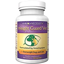 Weight Guard Vet - Natural Health Supplement for Overweight Dogs & Cats