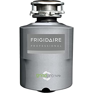 Frigidaire FPDI758DMS Professional 3/4 HP Dispenser Feed Garbage Disposal