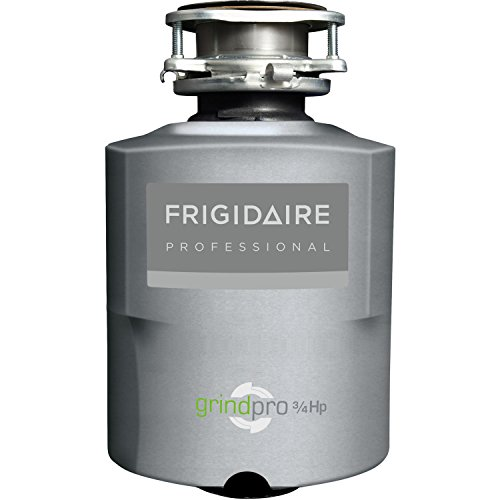 Batch Feed - Frigidaire ¾ HP Disposer Batch Feed with direct wire FPDI758DMS, Silver