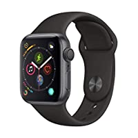 Deals on Apple Watch Series 4 GPS 40mm Aluminum Case Used