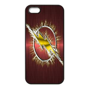 iPhone 5 5s Cell Phone Case Black The Flash yofw