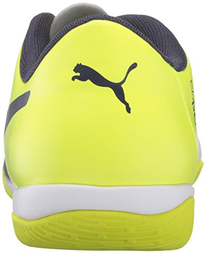 PUMA Men's Evopower 4.3 Tricks IT Soccer Shoe Puma White/Peacoat/S comfortable sale online Sn2KWxu
