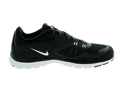 Nike Wmns Flex Trainer 5, Zapatillas de Gimnasia Unisex Adulto Negro (Black / White-Anthracite)