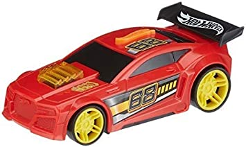 Hot Wheels 91600, Coches con luz y Sonidos Flash N Go Torque ...
