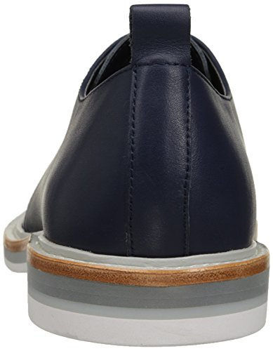 Mens Dark Mens Calvin Oxford Leather Jaylon Calvin Dark Jaylon Navy Leather Klein Klein Oxford B8dwqU7BA